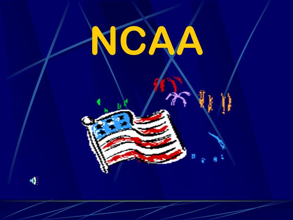 NCAA Line-Up Card Original 10 Man PlayerPos.