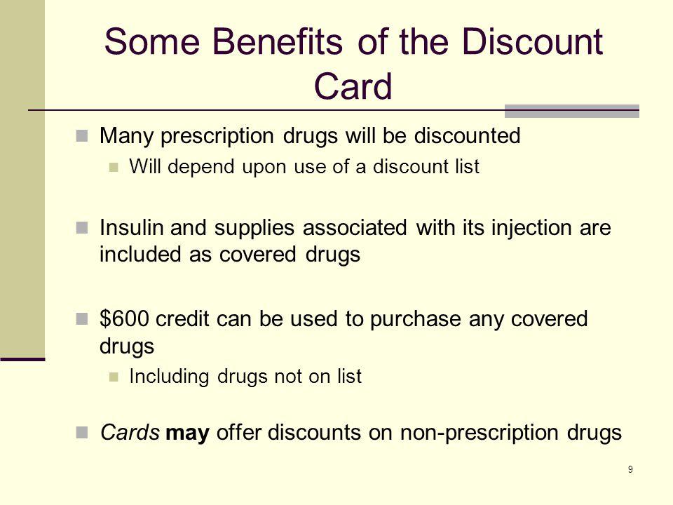 30 References Duzor+Presentation.ppt http://www.uwex.edu/ces/flp/health/medicare_act.ppt medicare.ppt www.medicare.gov Guide to choosing Medicare-approved drug discount card Medicare_Rx_Bill.ppt