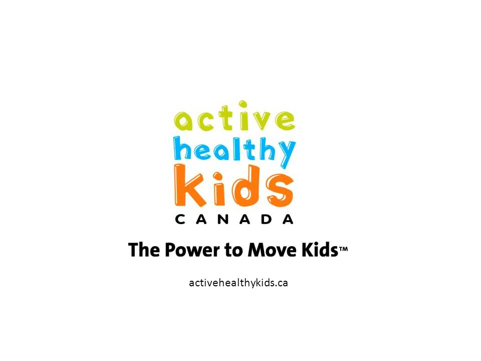 activehealthykids.ca