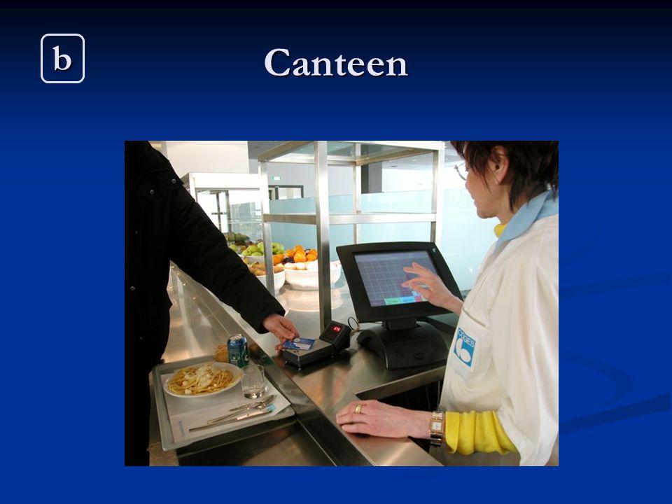 Canteen b