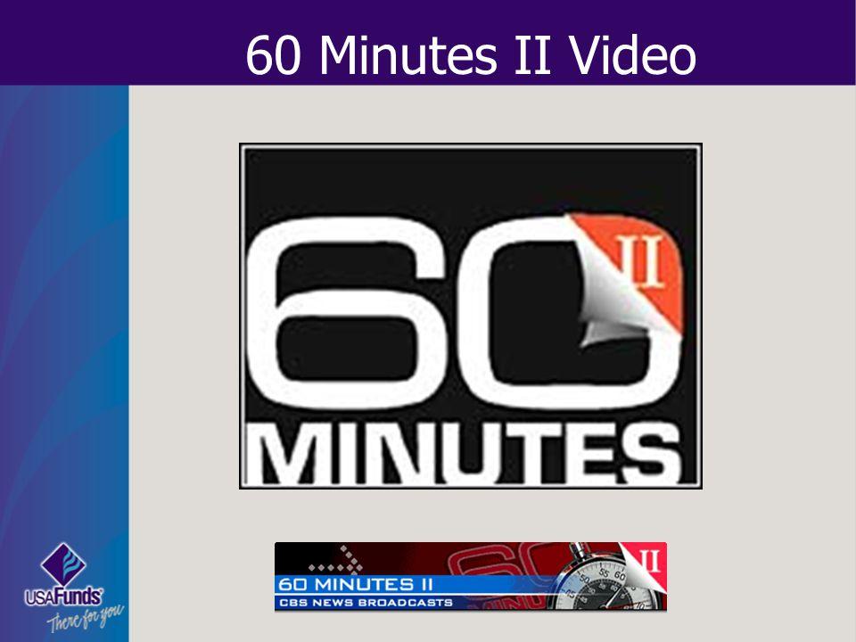 60 Minutes II Video