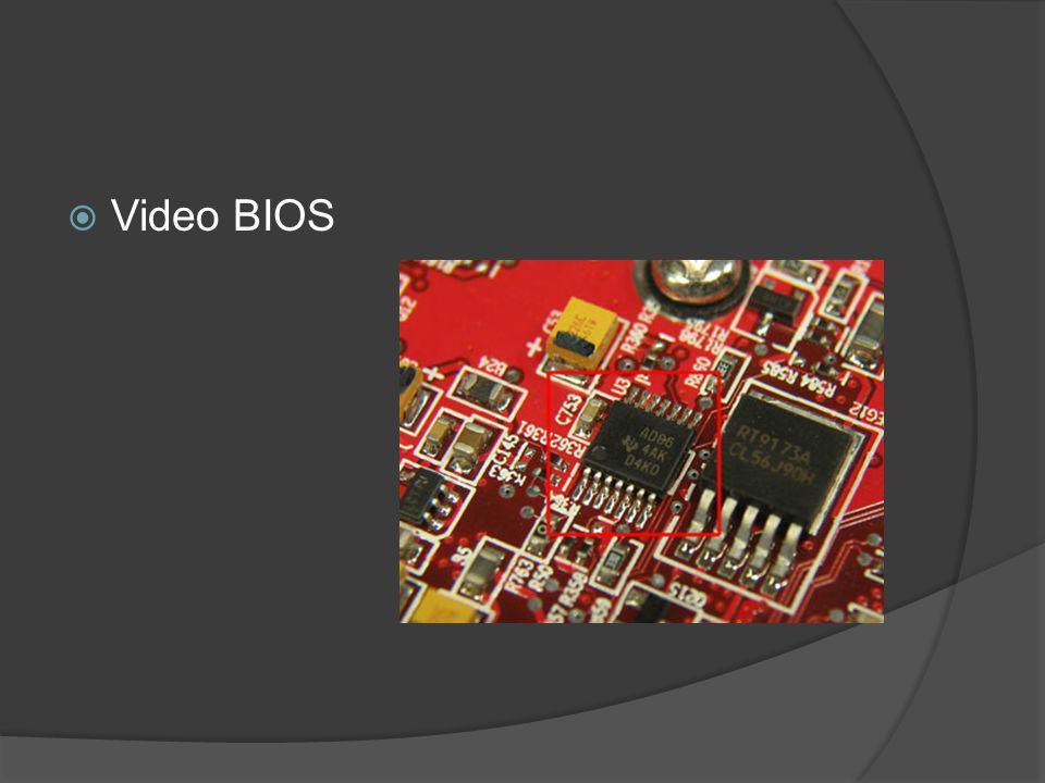 Video BIOS