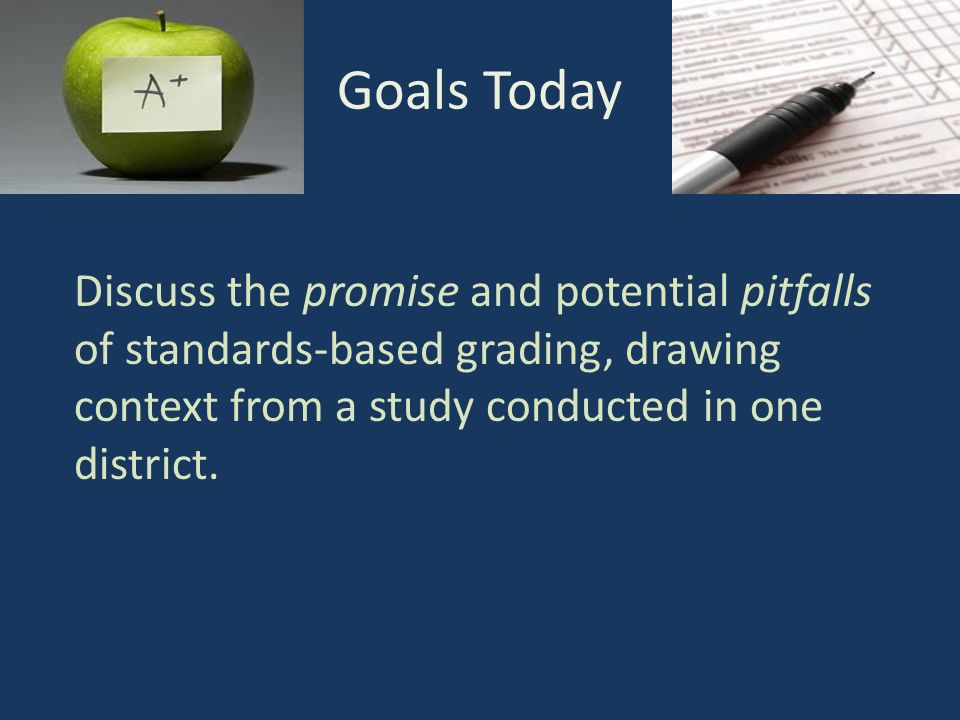 1.To communicate with parents about student achievement 2.To provide information to students about their performance 3.To track student progress over time Why grade.
