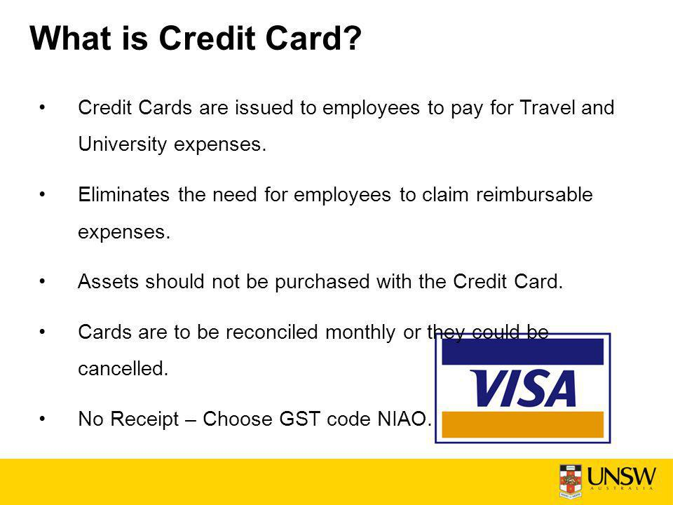 What is Credit Card.