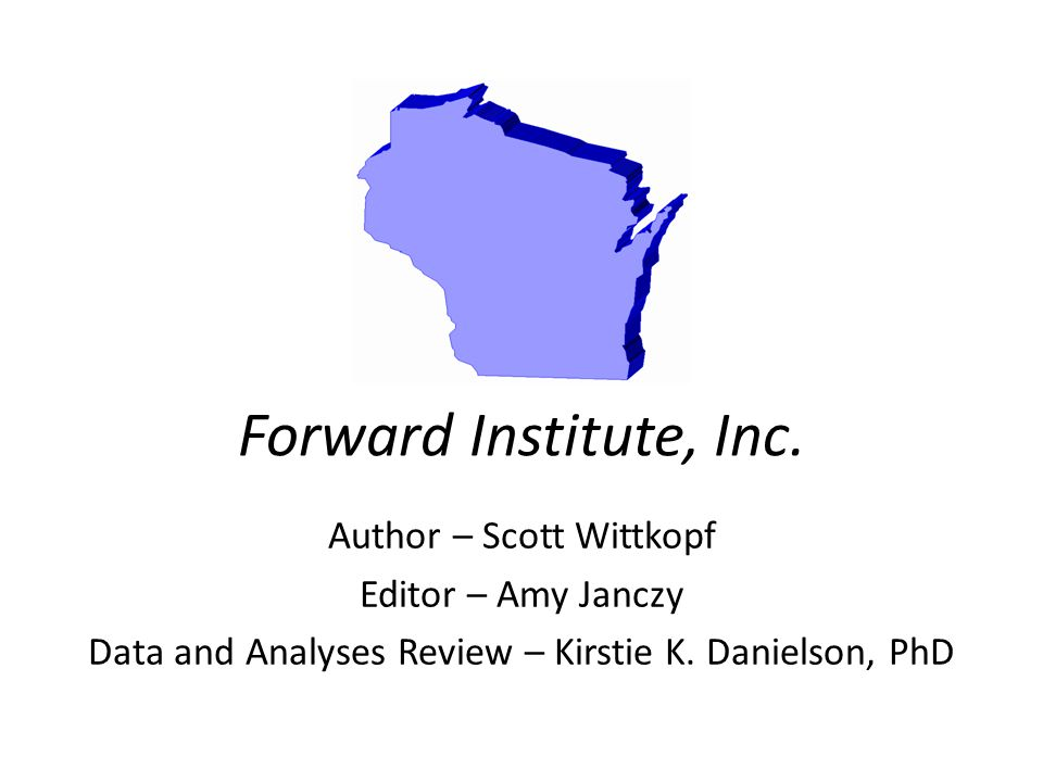 Forward Institute, Inc.