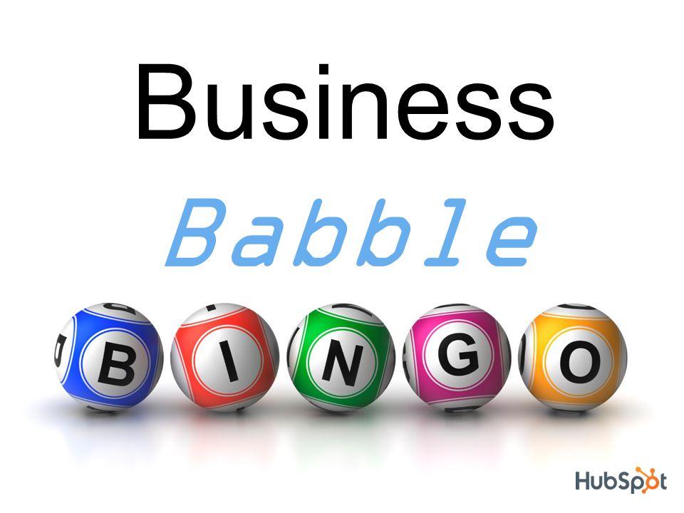 Business Babble