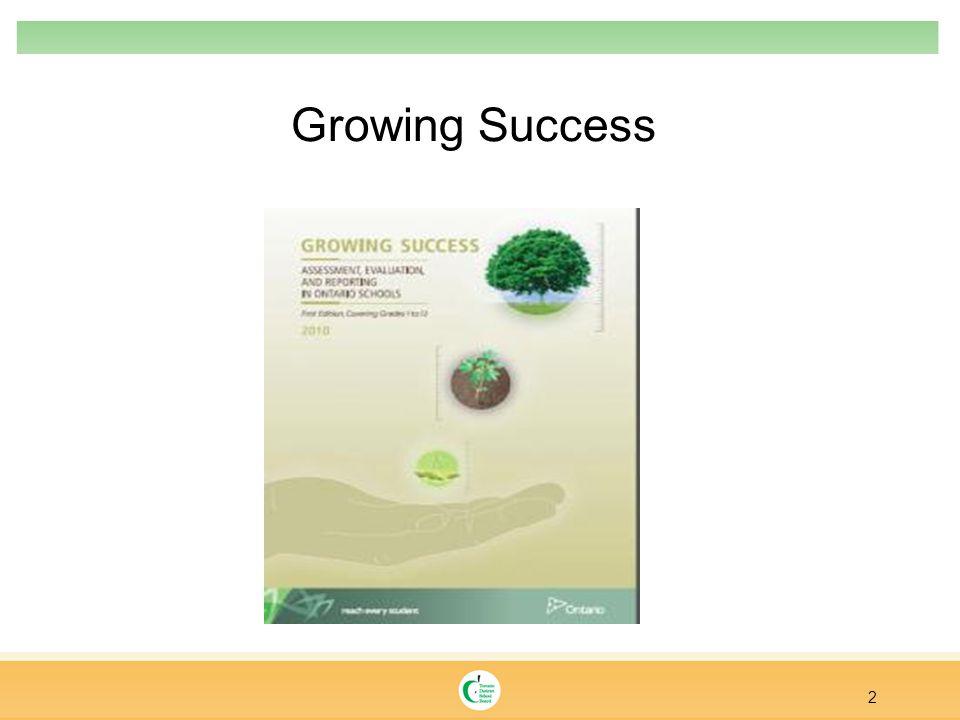 Growing Success 2