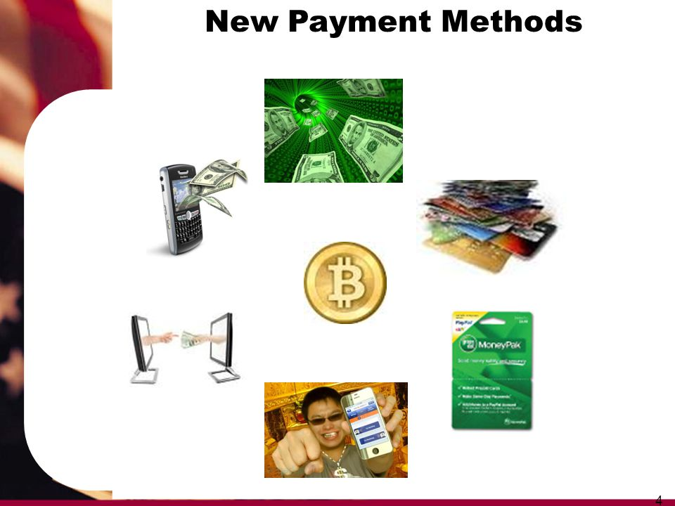 4 New Payment Methods