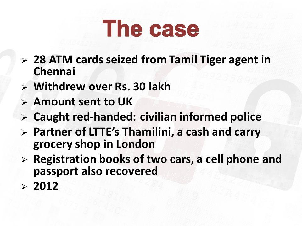 The Sri Ramachandra Medical College police at Porur, Chennai, arrested G.