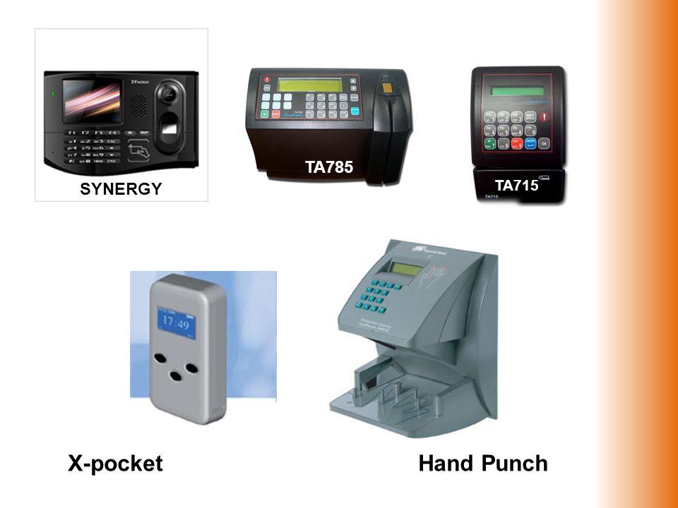 SYNERGY TA785 TA715 X-pocketHand Punch