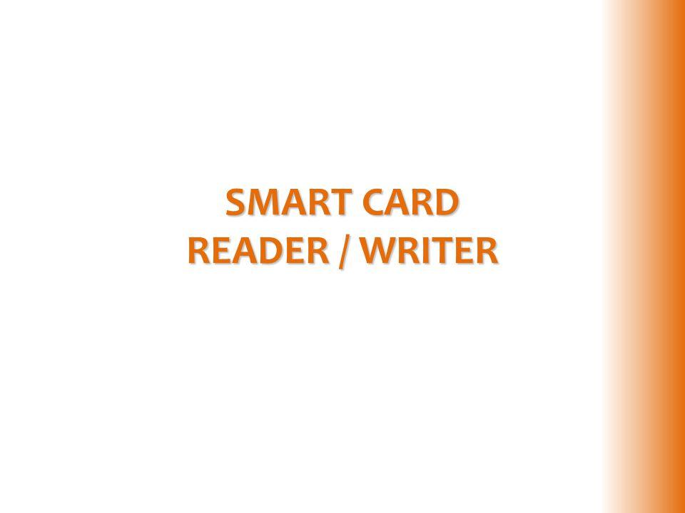 SMART CARD READER / WRITER