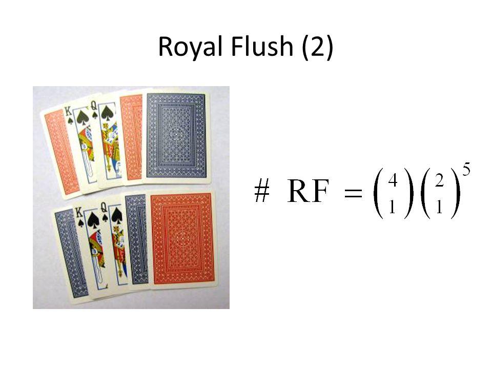 Royal Flush (2)