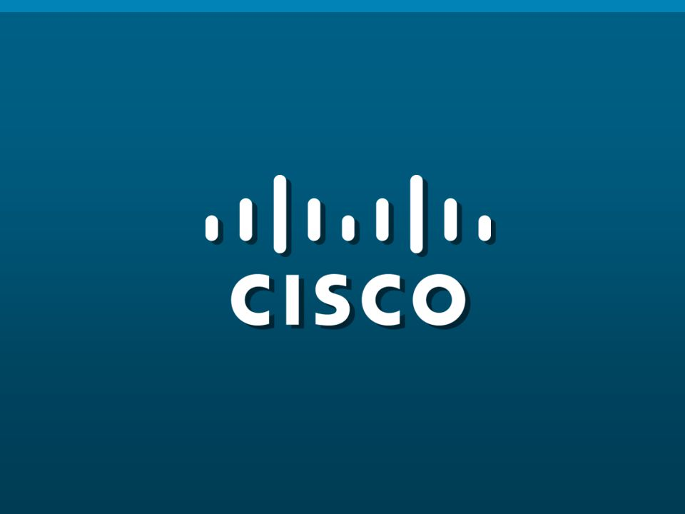 © 2010 Cisco and/or its affiliates. All rights reserved. Cisco ConfidentialPresentation_ID 17