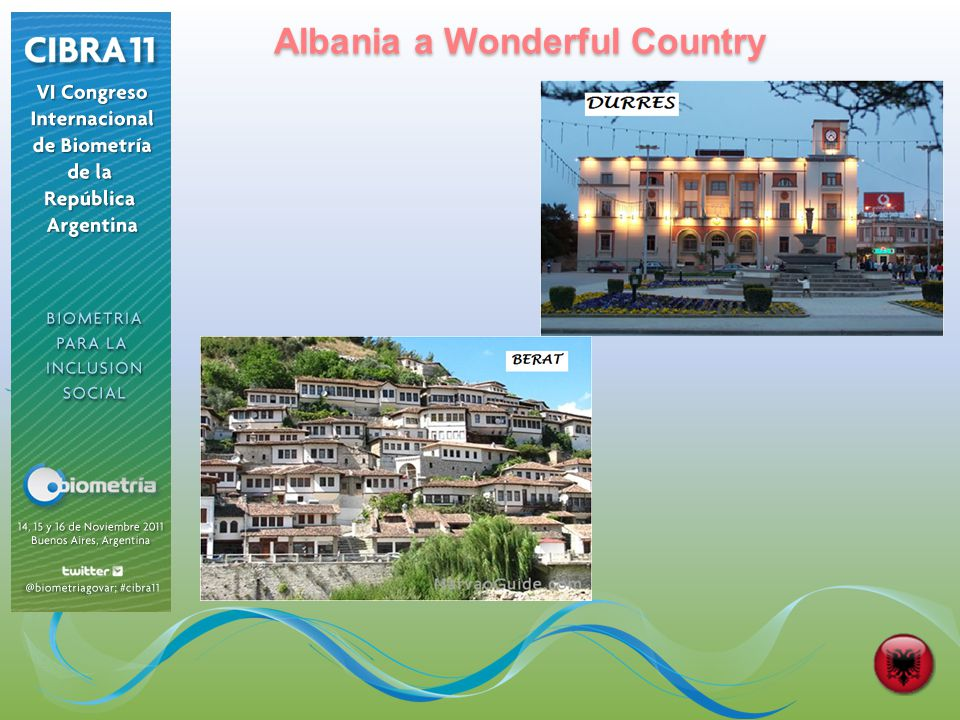 Albania a Wonderful Country