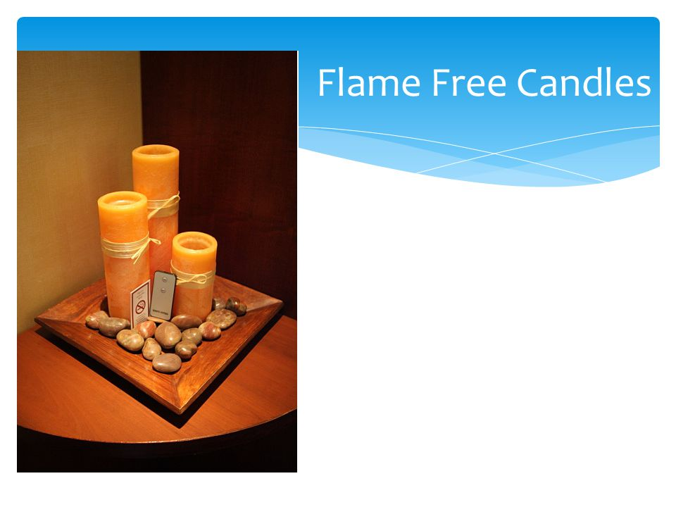 Flame Free Candles
