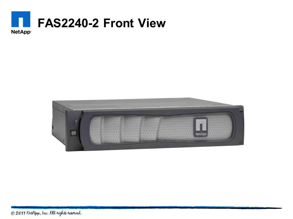 FAS2240-2 Front View