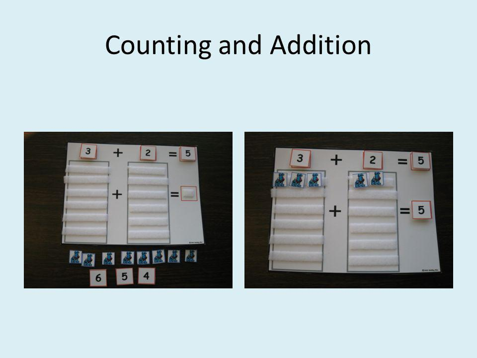 Counting and Addition