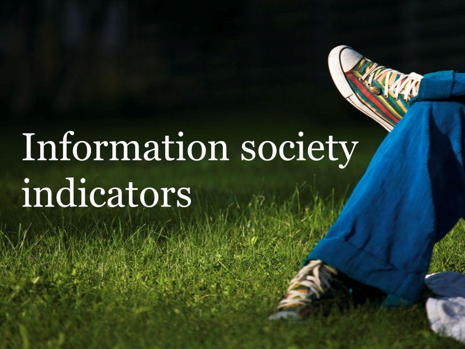 Information society indicators