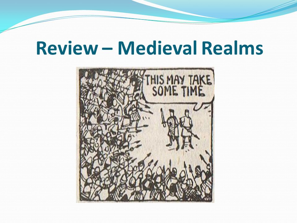 Review – Medieval Realms
