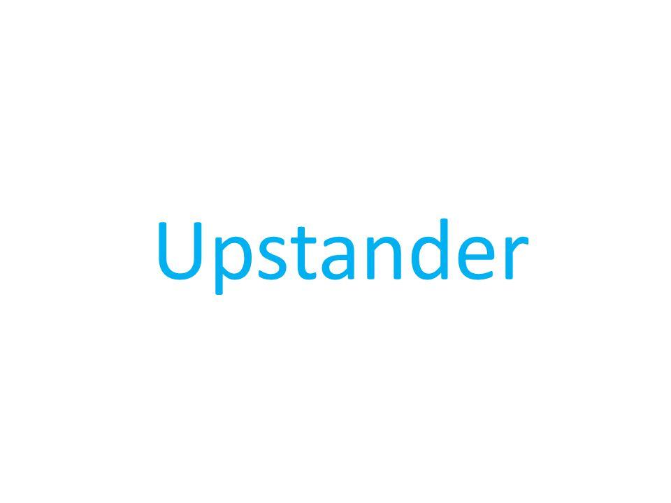 Upstander