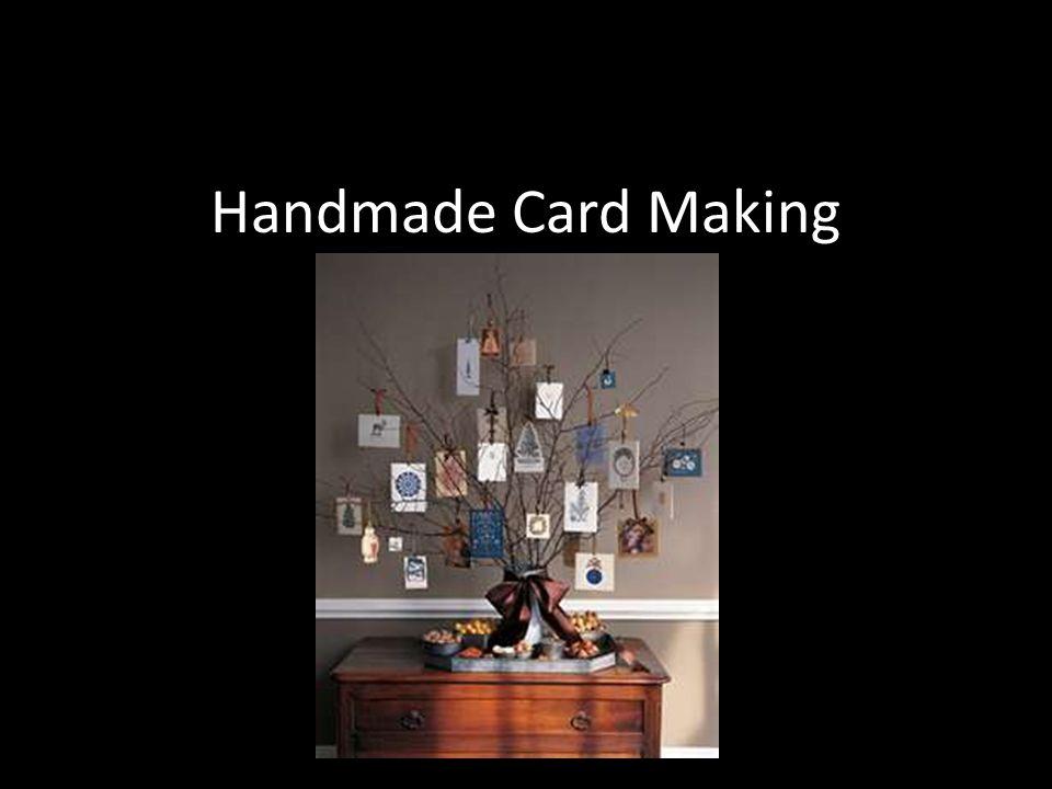 Handmade Card Making