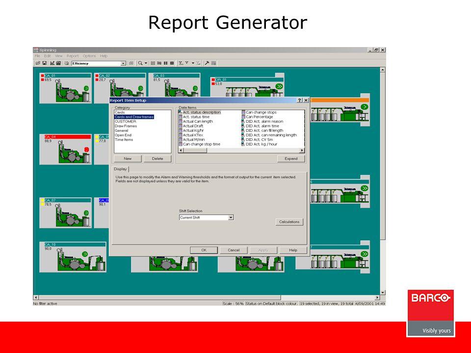 Report Generator