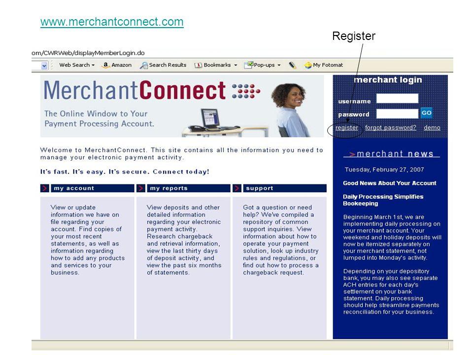 www.merchantconnect.com Register