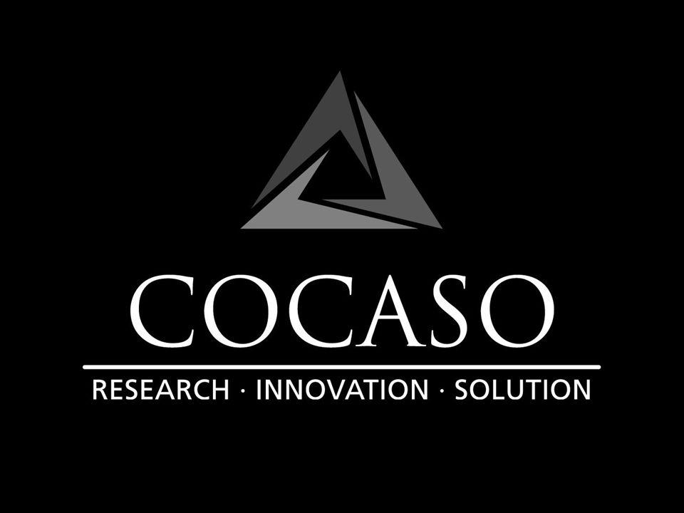 COCASO21 October, 17th 2005 ICMA Expo, Miami