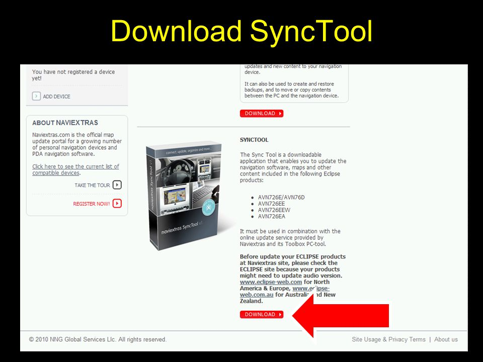 Download SyncTool