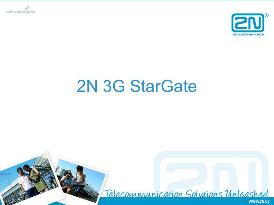 2N 3G StarGate