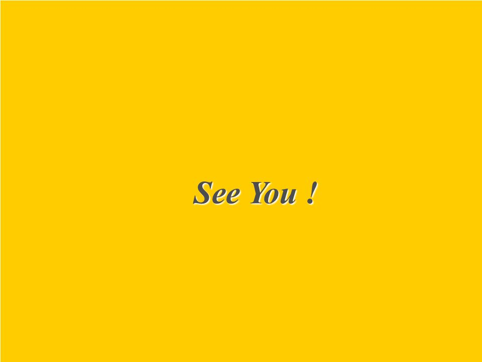 See You ! See You !