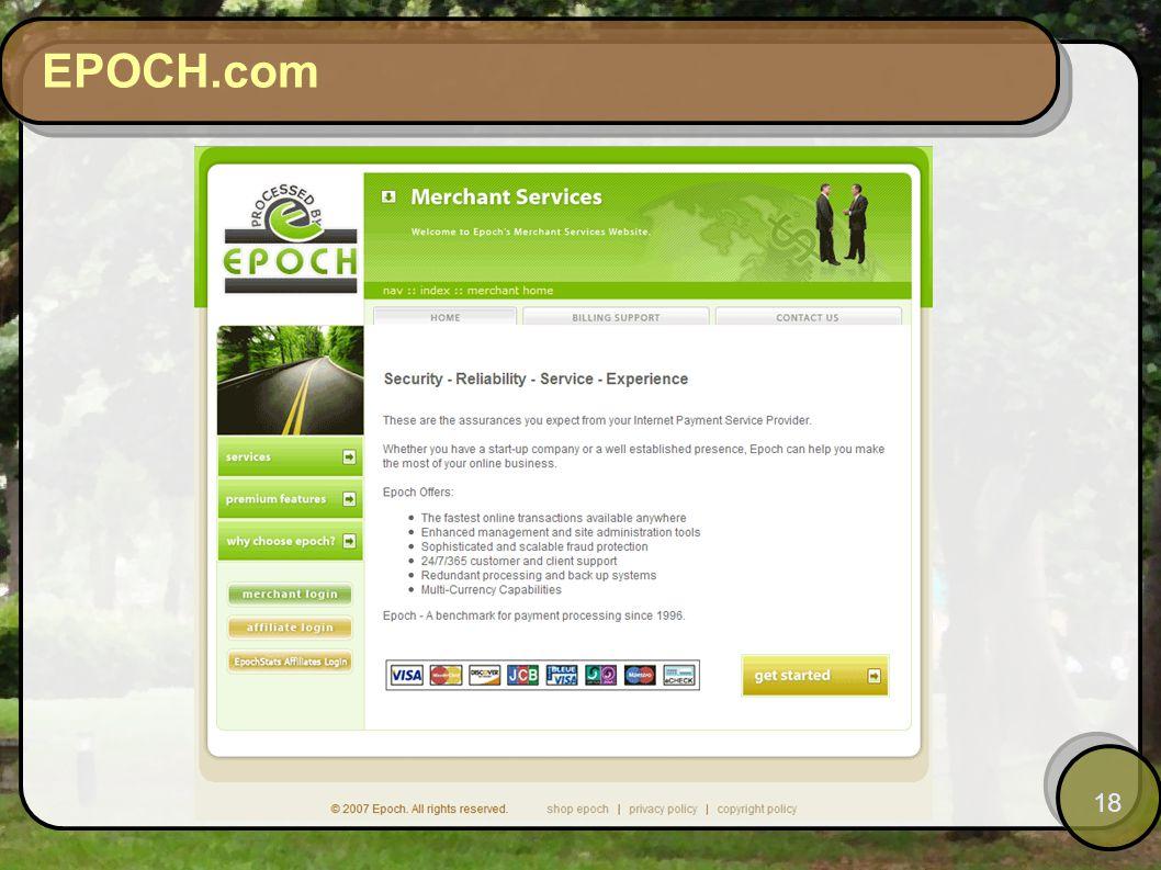 18 EPOCH.com