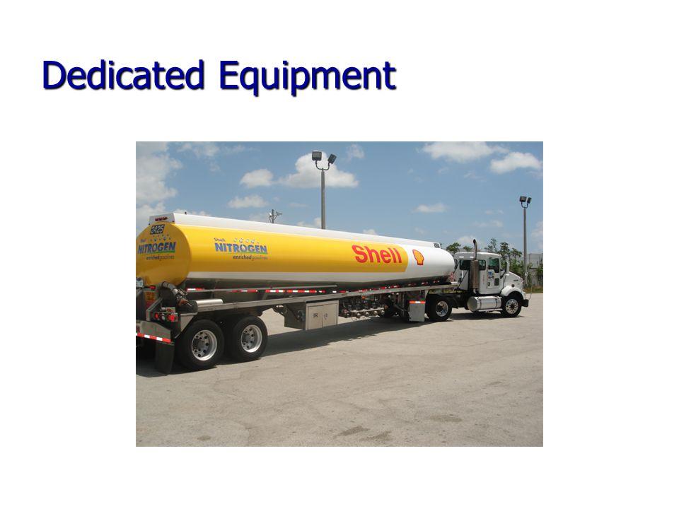 Dedicated Equipment