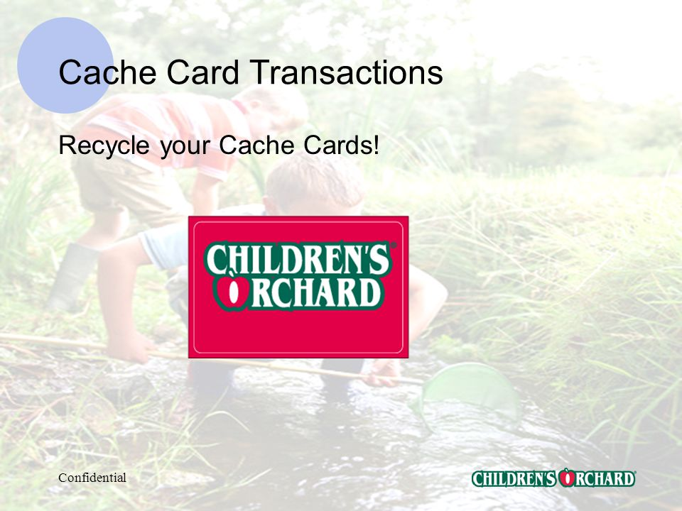 Confidential Gift Cards Recording Gift Card transactions on your weekly report