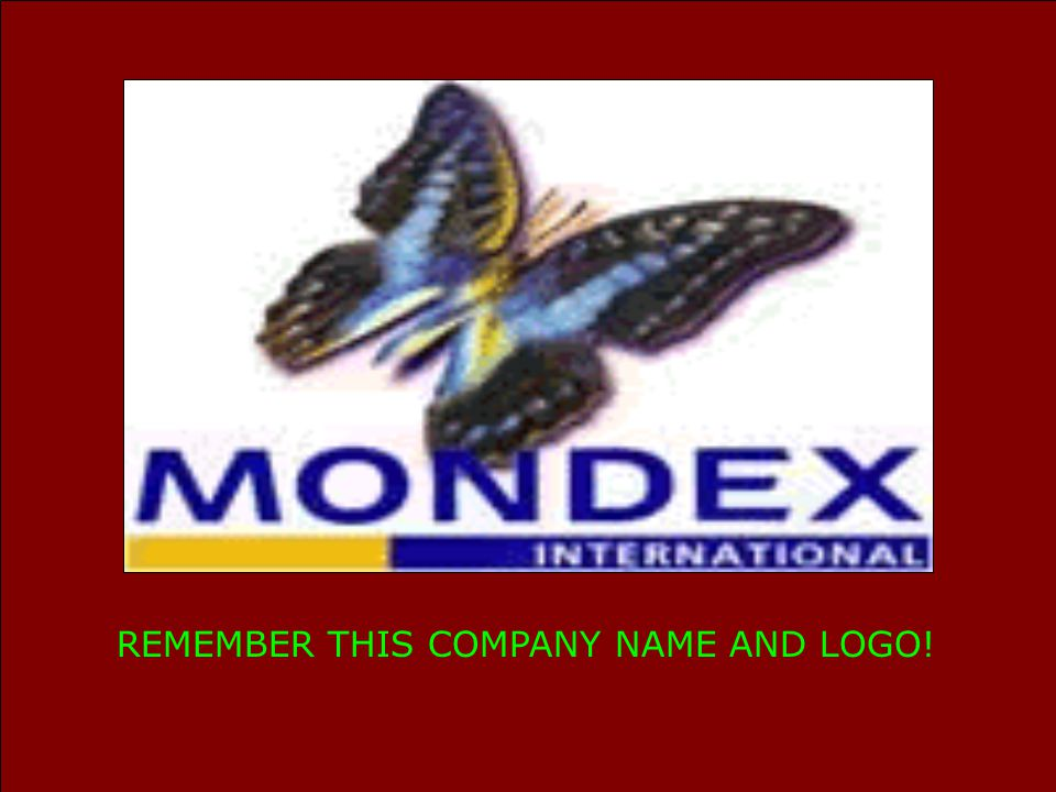 MOTOROLA is the company producing the microchip for MONDEX SMARTCARD.