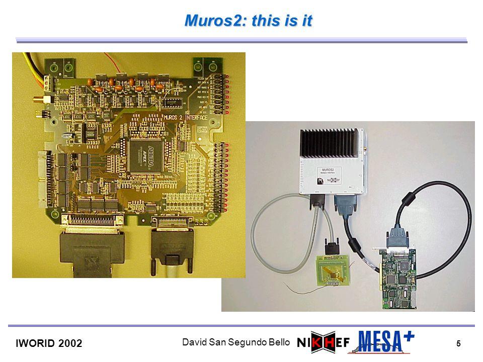 5 IWORID 2002 David San Segundo Bello Muros2: this is it