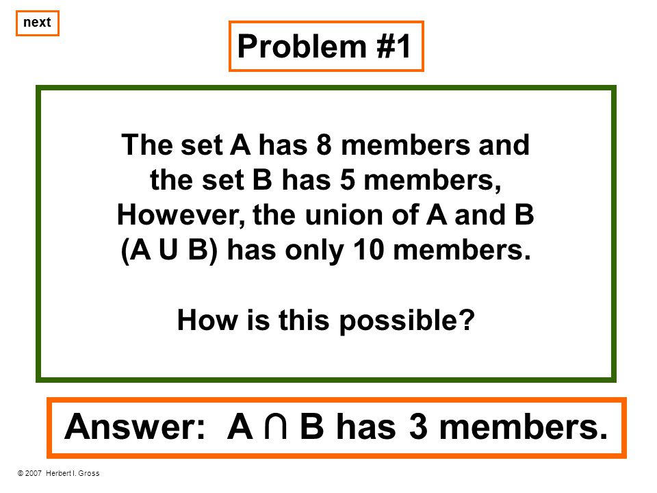 In our solution to this exercise, we used the fact that 6 was the least common multiple of 2 and 3.