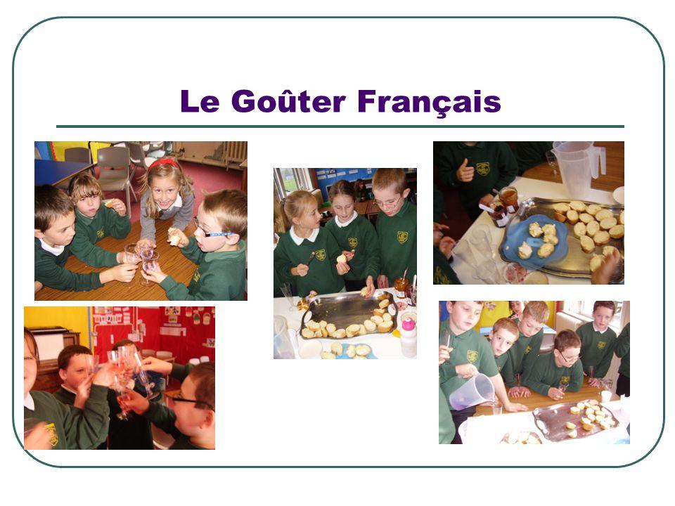 Le Goûter Français