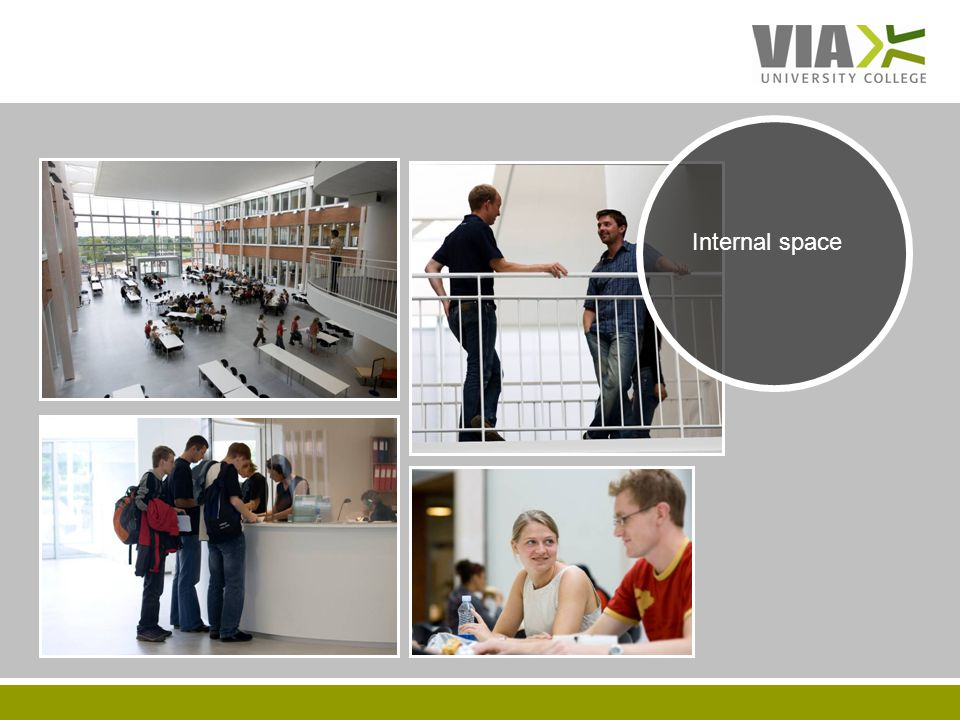 VIAUC.DK Internal space
