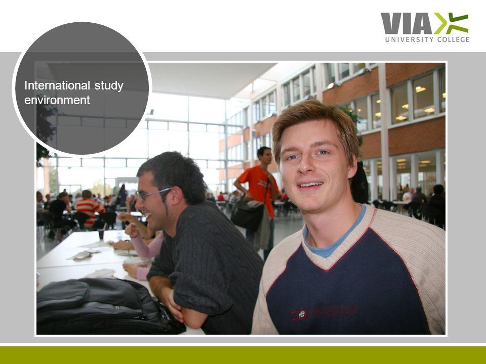 VIAUC.DK International study environment