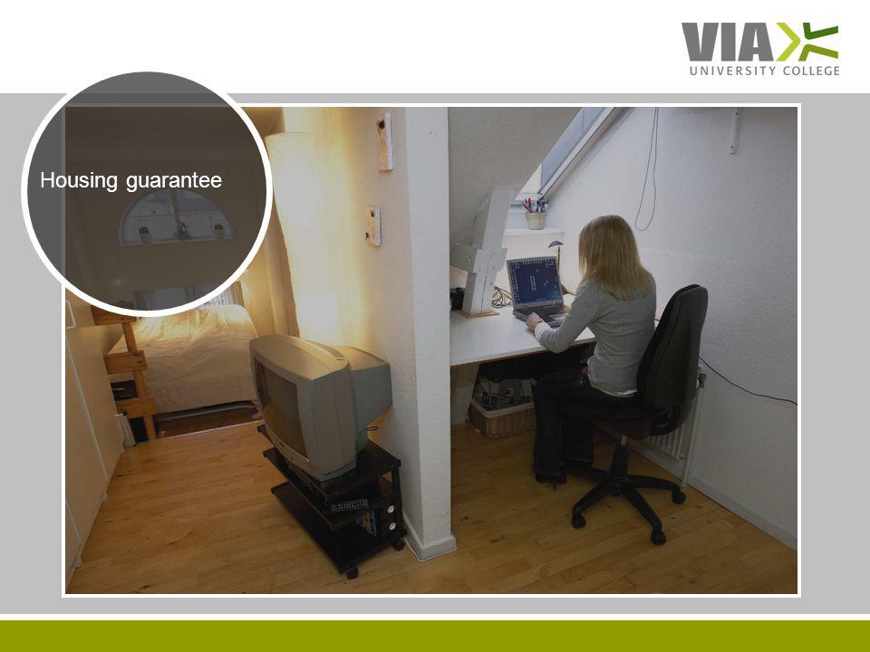 VIAUC.DK Housing guarantee