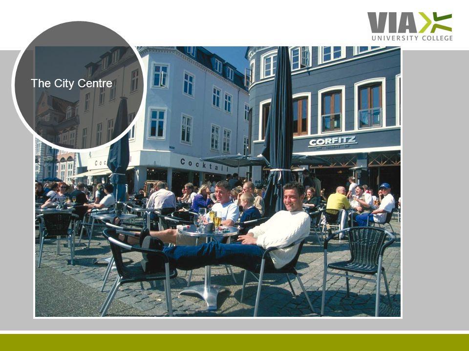 VIAUC.DK The City Centre