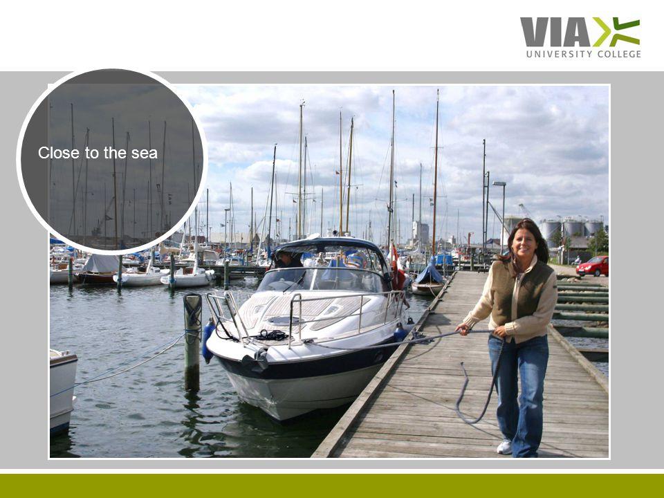 VIAUC.DK Close to the sea