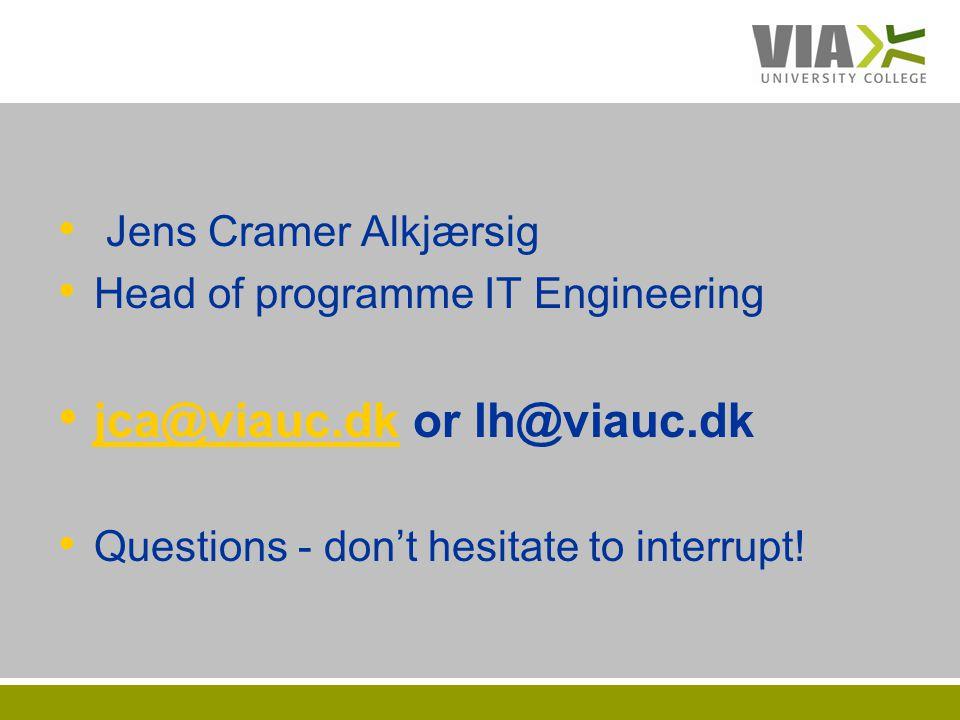 VIAUC.DK Modern lab