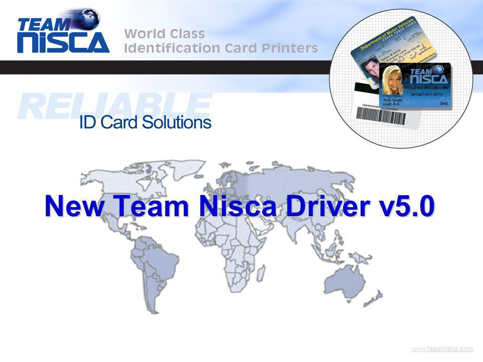 www.teamnisca.com Now with network support.