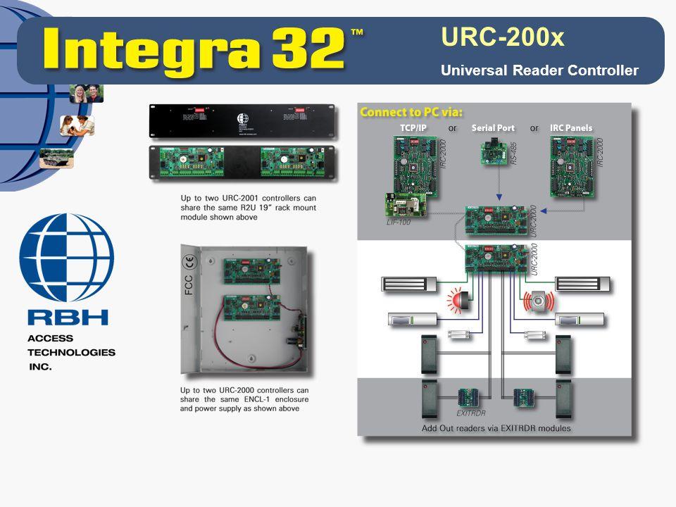 URC-200x Universal Reader Controller