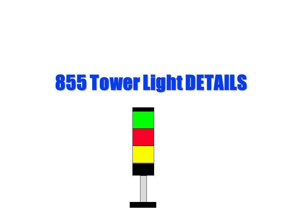 855 Tower Light DETAILS