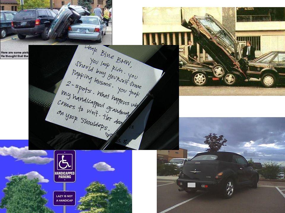 Parent Orientation Parking and Transportation Services
