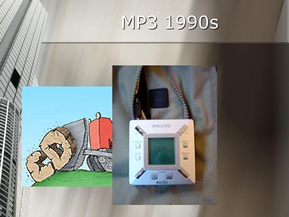 MP3 1990s