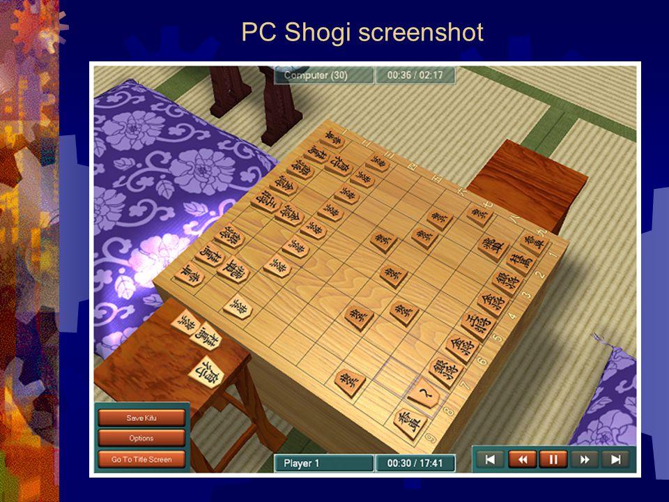 PC Shogi screenshot